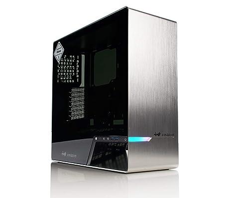 Amazon.com: InWin 905 ATX Torre media con 3 ventiladores ...