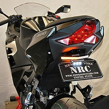 2019+ 2018+ Vagabond Motorsports Kawasaki Ninja 400 // Z400 Fender Eliminator