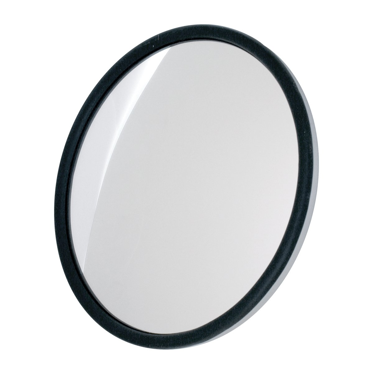 """Grand General 33261 Stainless Steel 6/"""" Convex Blind Spot Mirror with Center Mount"""