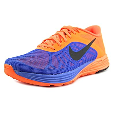 buy online b4436 47e8d Nike Lunarlaunch Men US 8.5 Orange Running Shoe  Amazon.co.uk  Shoes   Bags
