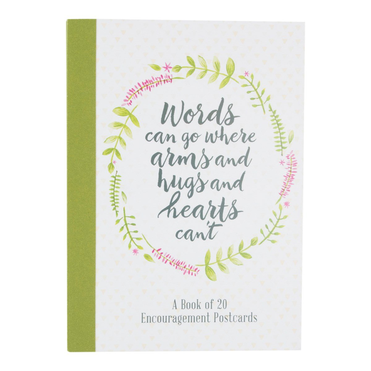 Postcards - Encouraging Words - 20 Count
