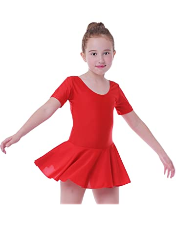 42aee2398ea3e Seawhisper Children Dance Costumes Ballet Leotards Tutu Girls Dresses Skirts