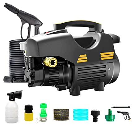 Power Washing Machine >> Amazon Com Hym 2200w 5 11mpa 250 380 L H Pressure Washer