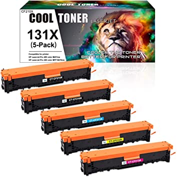New CF213A Magenta Compatible Toner Cartridge For Laserjet Pro 200 Color M251n Color M276n M251nw M276nw