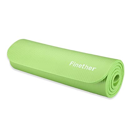 Finether-Esterilla de Espuma para Yoga