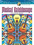 #9: Creative Haven Musical Kaleidoscope Coloring Book (Adult Coloring)