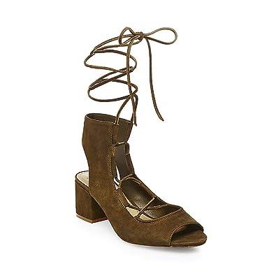 d5e0878af3f Amazon.com | Steve Madden Women's Admire Heeled Sandal | Heeled Sandals