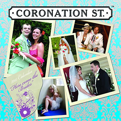 Best! Coronation Street 2015 Wall Calendar by Wyman Publishing [T.X.T]