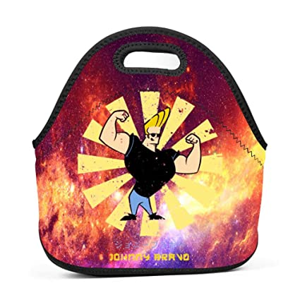 Amazon.com - X Q X Neoprene Lunch Bag - Large Size Lunch ...