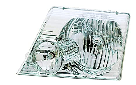 Amazon Com For 2002 2003 2004 2005 Ford Explorer Headlight