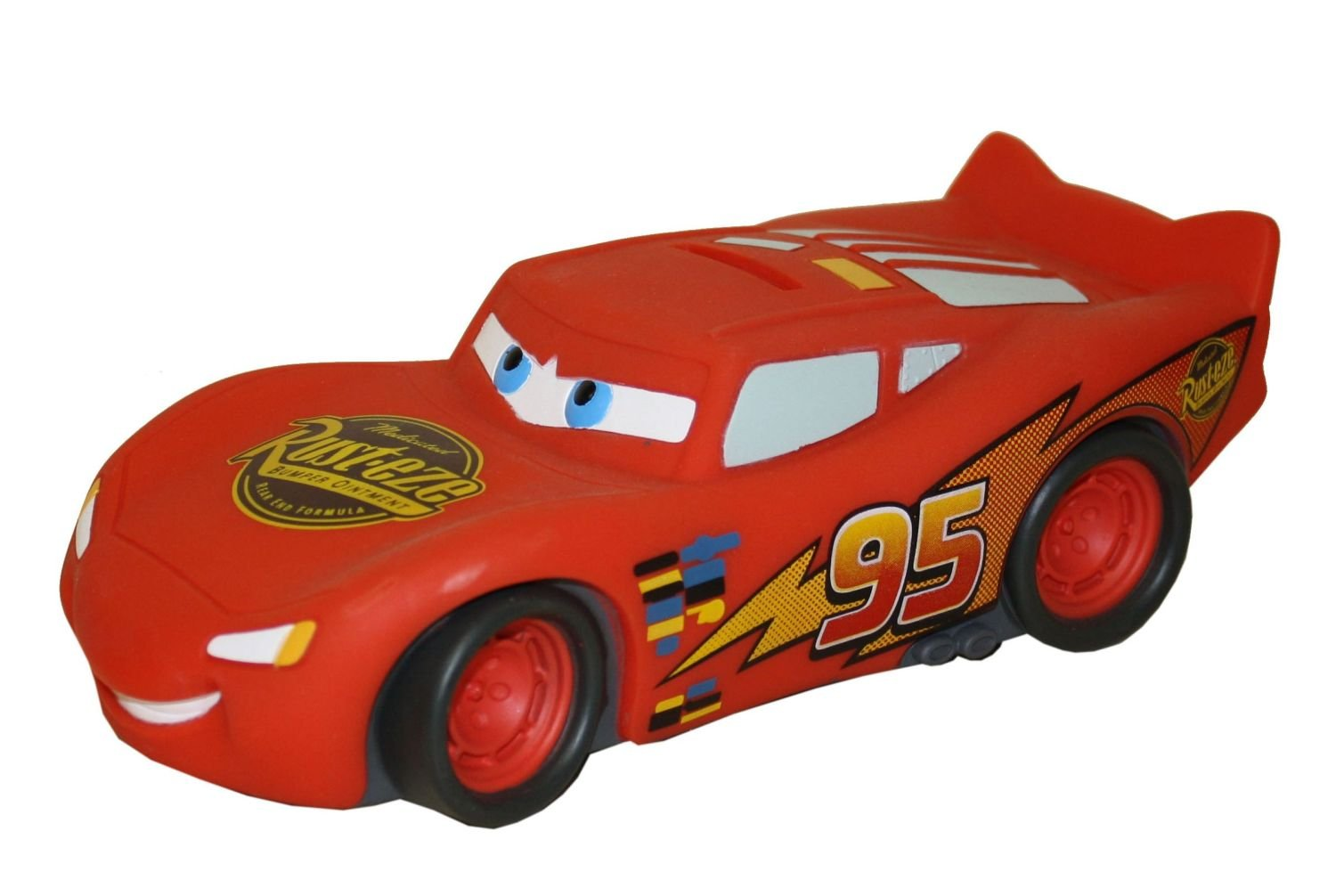 Bullyland - B12230 - Tirelire Flash Mc Queen - Cars Disney product image