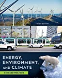 img - for Energy, Environment, and Climate (Third Edition) book / textbook / text book