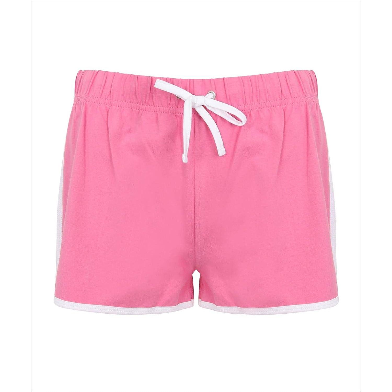 Skinni Fit- Pantalones cortos de deporte/gimnasio para mujer ...