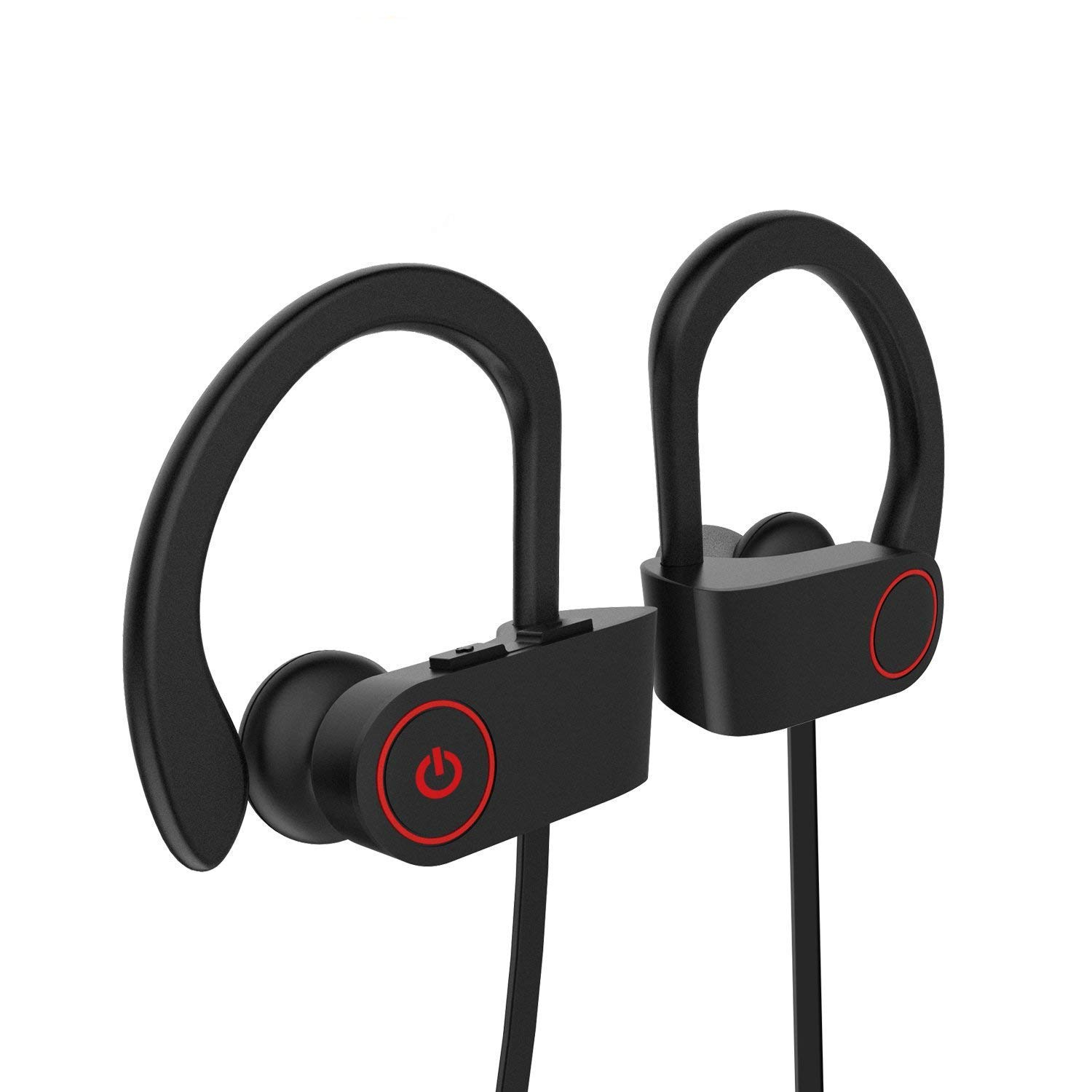 Wildhooy auriculares inalámbricos, IPX6 Deportes impermeables con ...