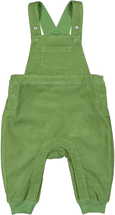 Polarn O Baby Pyret Soft Corduroy Button UP