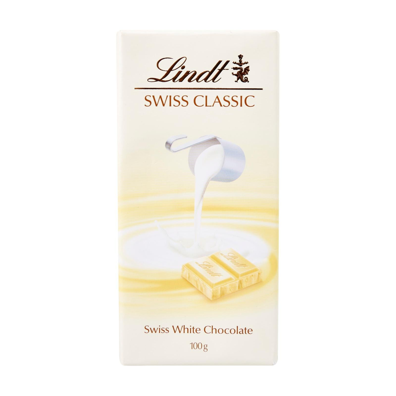 Lindt White Chocolate Baking Bar