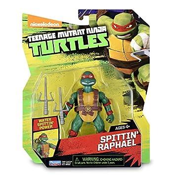 Tortugas Ninja - Animation Blister - Spitting Raphaelo ...