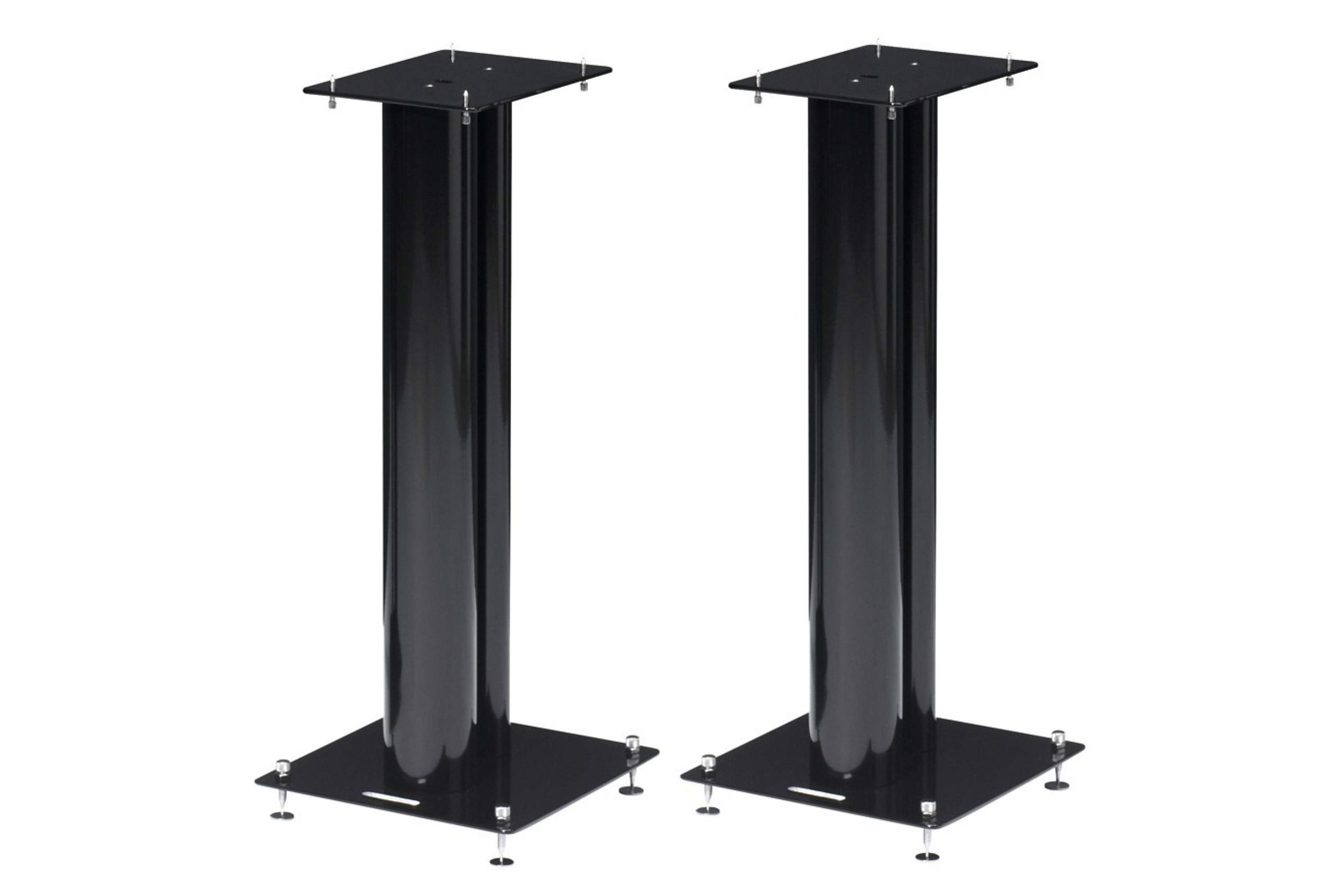 NorStone - Stylum 1 - Speaker Stands - Black (Pair)