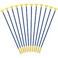 12pack Kids Archery Sucker Arrow Caza Juvenil Lechón Seguro Flechas para Niños Arco Recurvo Compuesto Flechas de Arco…