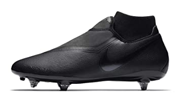 online store 13286 f8687 Nike Fútbol Tacos Zapatos Phantom Vision Academy Dynamic Fit SG Negro, Black  Anthracite