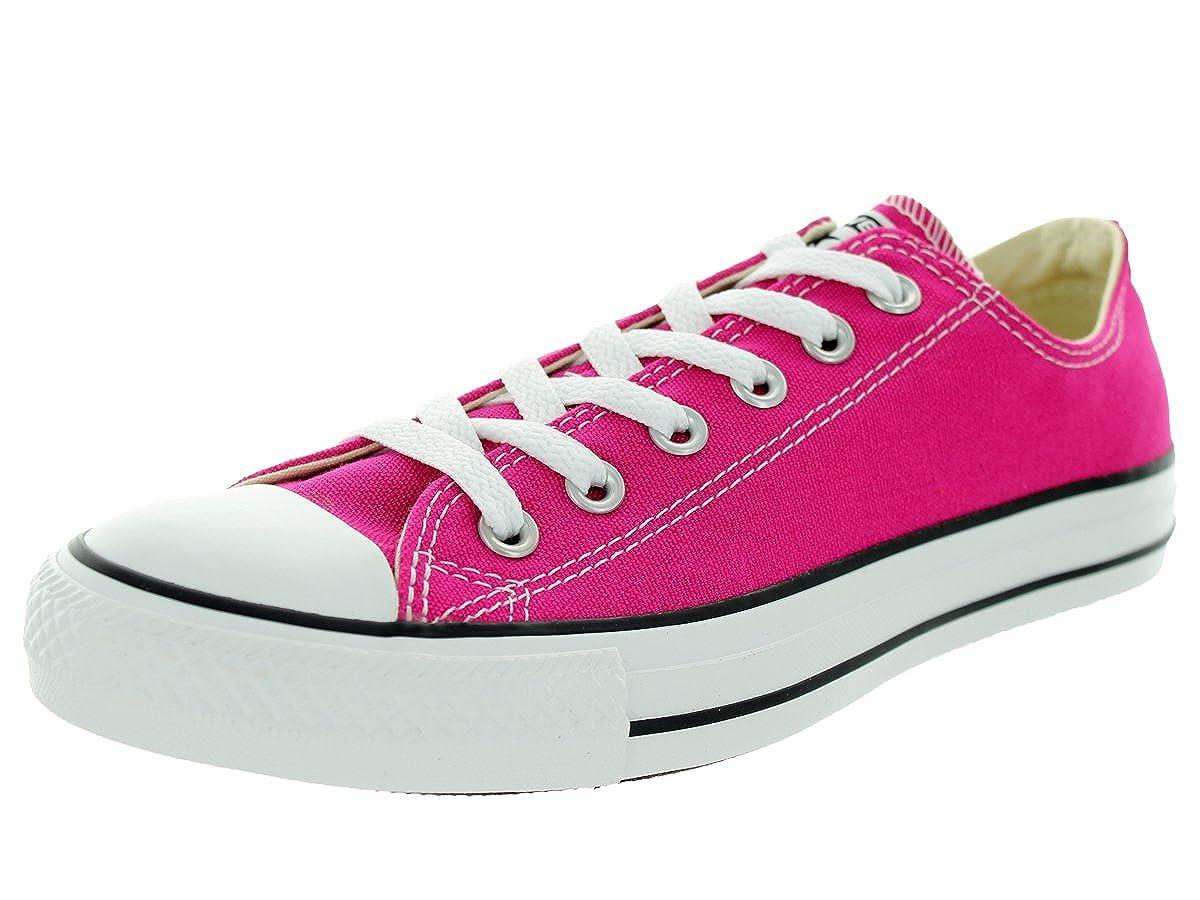 46ef4b9e10106 Converse Women Chuck Taylor All Star Lo Sneaker (6 Women 4 Men, Cosmos Pink)