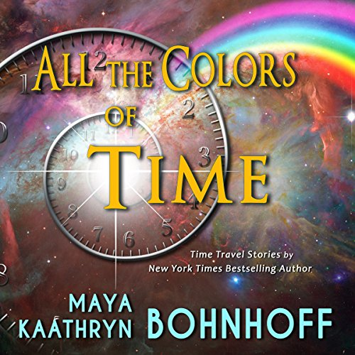 Bargain Audio Book - All the Colors of Time