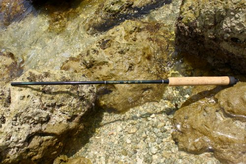TENKARA TELESCOPING Carbon Fly Fish Rod 8ft 6in 2.7M with CORK Handle by GFUSA®