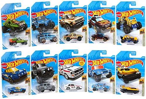 Hot Wheels Baja Blazers Mini Collection 10-Pack [Amazon Exclusive] / Hot Wheels Baja Blazers Mini Collection 10-Pack [Amazon Exclusive]