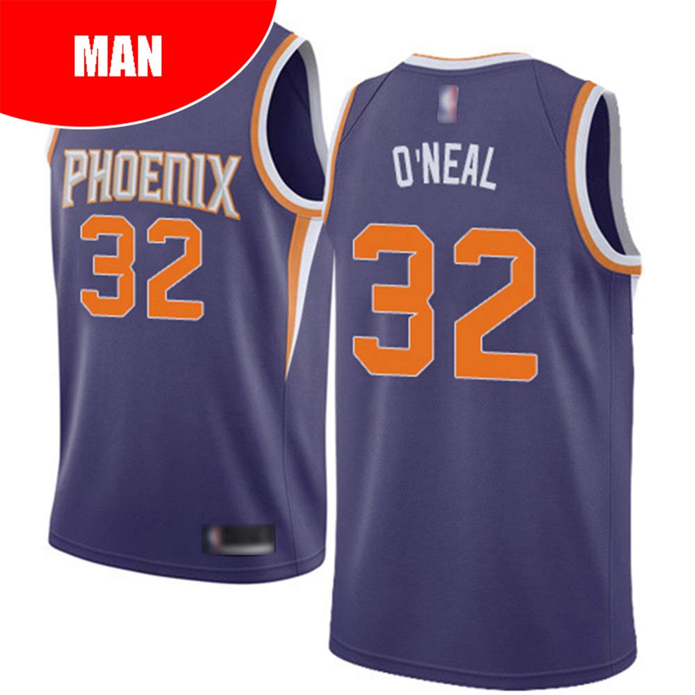 YQSB NBA Camisetas Suns 32 ONeill City Edition Fans Bordado ...