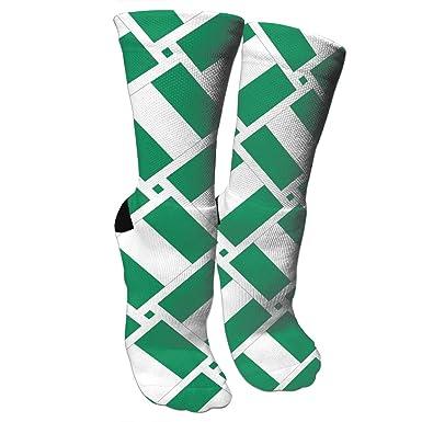 Amazon.com: Calcetines de baloncesto con diseño de bandera ...
