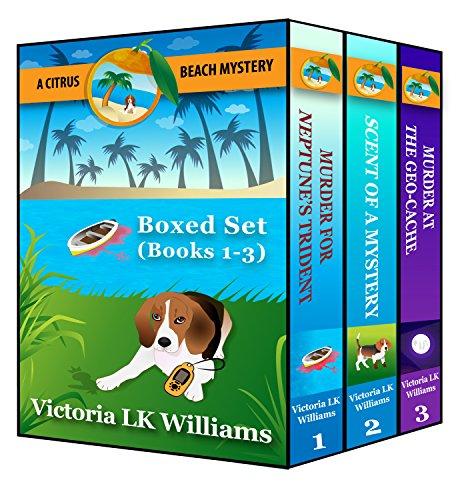 Citrus Beach Mystery: Box Set: Books 1,2,3 ()
