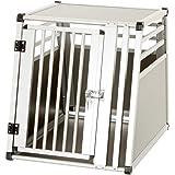 Karlie Flamingo Hundetransportbox aus Aluminium, 82 x 65 x 66 cm