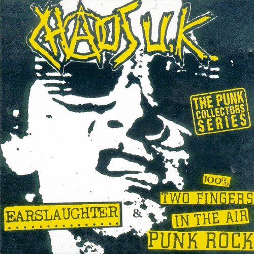 Radio Earslaughter / 100% 2 Fingers In The Air Punk Rock -