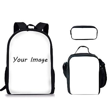 Amazon.com: Freewander - Juego de mochila para niños, bolsa ...