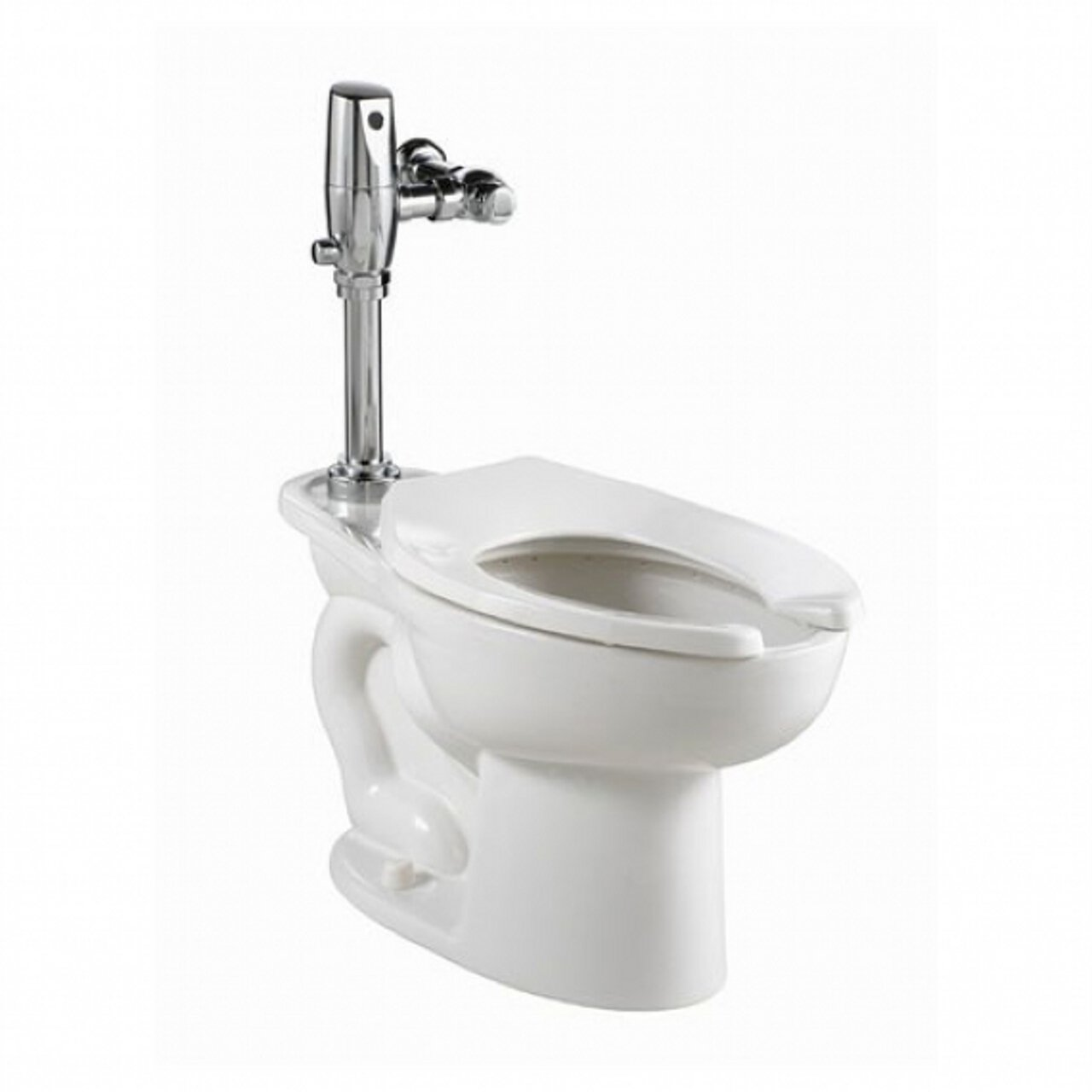 American Standard 3043.660.020 Madera ADA 1.6 GPF Toilet with Selectronic Flush Valve, White