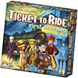 Ticket to Ride: First Journey by Days of - Best Reviews Guide