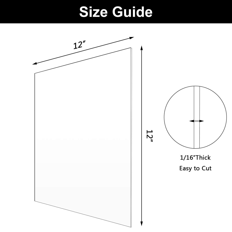 USA Sealing Black Acetal Plastic Bar 1 Thick x 1-1//2 Wide x 24 Long