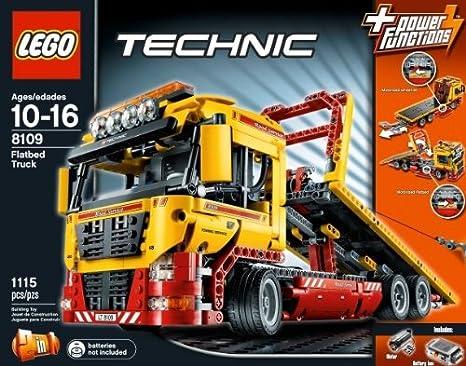 LEGO Technic Camión de Plataforma