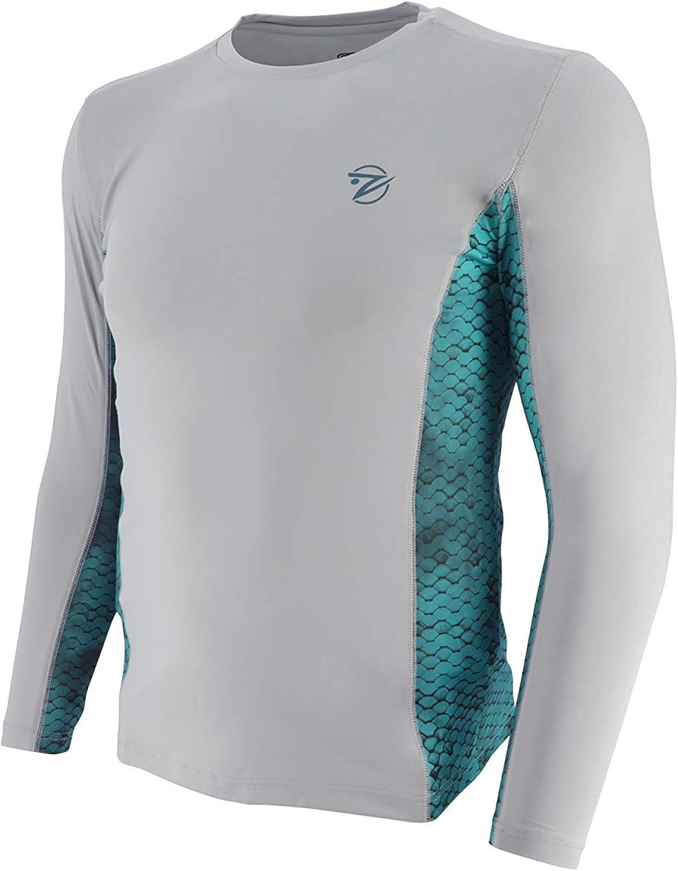 Properties Thermal Warm W/ärme legere UV Protection und SPF Gill Herren Hydrophobe Long Sleeve Top Schwarz