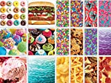 Graphic Skinz Design Studio Refills FOOD FUN 18 Transfer Skinzs by graphic designs