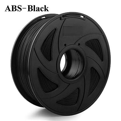Filamento de impresora 3D, Fayella 1.75mm 1KG PLA ABS Nylon Madera ...