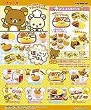 Re-Ment San-X Rilakkuma Fluffy Meal (Complete Set)