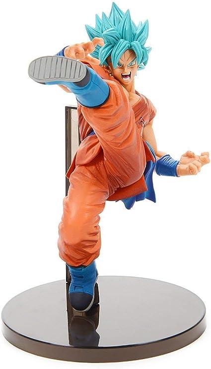 FES! DRAGON BALL Special Goku Super Saiyan God Pvc Figure Banpresto