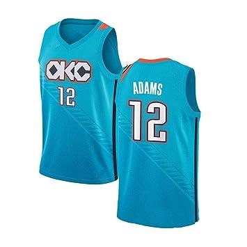 Lvlo Baloncesto Desgaste Camiseta de Entrenamiento, Steven Adams ...