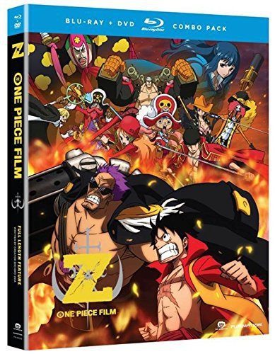 One Piece: Film Z (Blu-ray/DVD Combo) by Funimation