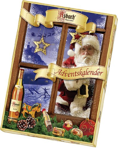 Asbach-Uralt Advents Calendar