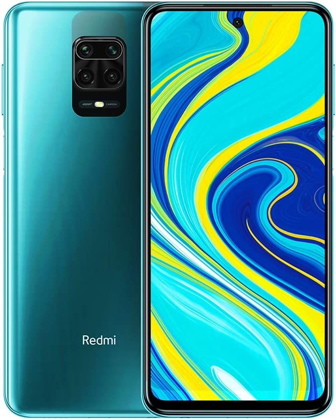 Xiaomi Redmi Note 9S Smartphone 4GB 64GB Qualcomm Snapdragon 720G 48MP AI Quad Camera 6.67