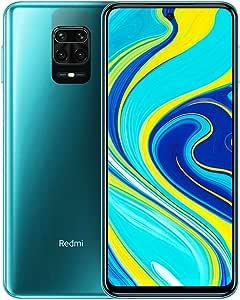 "Xiaomi Redmi Note 9S Smartphone 6GB RAM + 128GB ROM, 6,67"" Pantalla Completa, Snapdragon 720G, 16MP Frontal, 48MP+8MP+5MP+2MP AI Quad Cámara, Versión Global (Azul): Amazon.es: Electrónica"