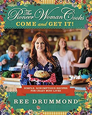 Ree Drummond (Author) Release Date: October 24, 2017  Buy new: $29.99$20.39