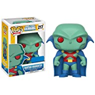 Funko Pop! Heroes: Justice League Unlimited - Martian Manhunter #217